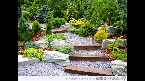 escaleras de jardin youtube