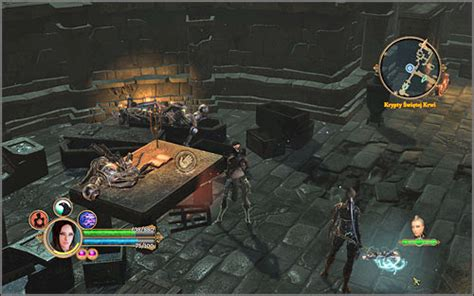 side mission proof of sabotage act 3 dungeon siege