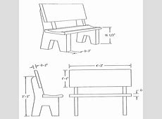 outdoor bench dimensions Download Garden Bench Dimensions