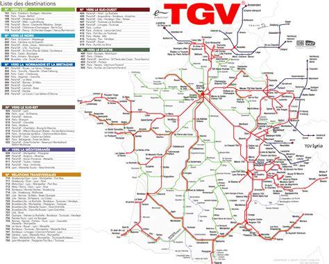 bahnlinien frankreich karte  blog