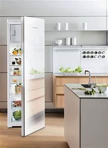 Refrigerateur Sous Plan De Travail : rev tements muraux cr dence plan de travail lectrom nager le verre investit toute la ~ Farleysfitness.com Idées de Décoration