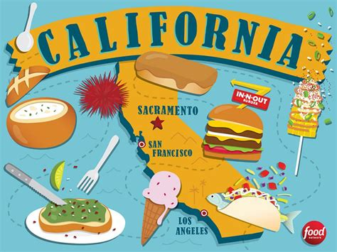ca cuisine the best things to eat in california food best food in america by state food