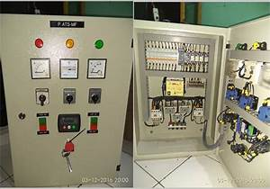 Wiring Diagram Panel Genset