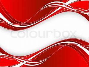 Abstract vector wavy lines with copy space for your text ...