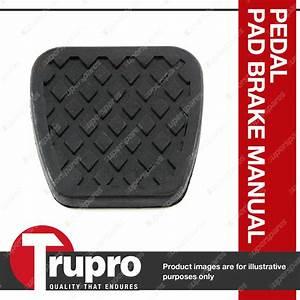 1 X Trupro Pedal Pad