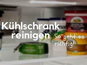 Kühlschrank Richtig Reinigen : k hlschrank reinigen die schritt f r schritt anleitung tipps und tricks ~ Yasmunasinghe.com Haus und Dekorationen