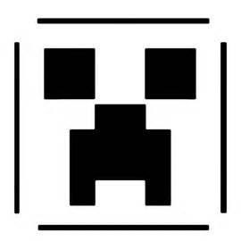 Minecraft Creeper Pumpkin Stencils by Minecraft Creeper Stencil Free Stencil Gallery