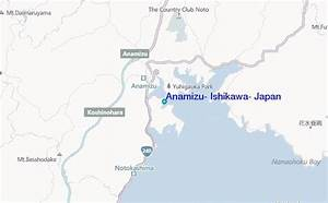 Anamizu  Ishikawa  Japan Tide Station Location Guide