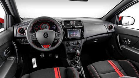renault sandero interior 2017 2017 renault sandero rs interior