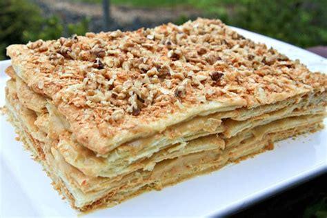 napoleon cake recipe pics for gt easy napoleon cake recipe