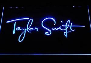 Taylor Swift LED Neon Sign