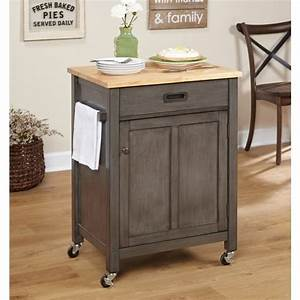Shop, Simple, Living, Jacksonville, Rolling, Kitchen, Cart, -, Free, Shipping, Today, -, Overstock