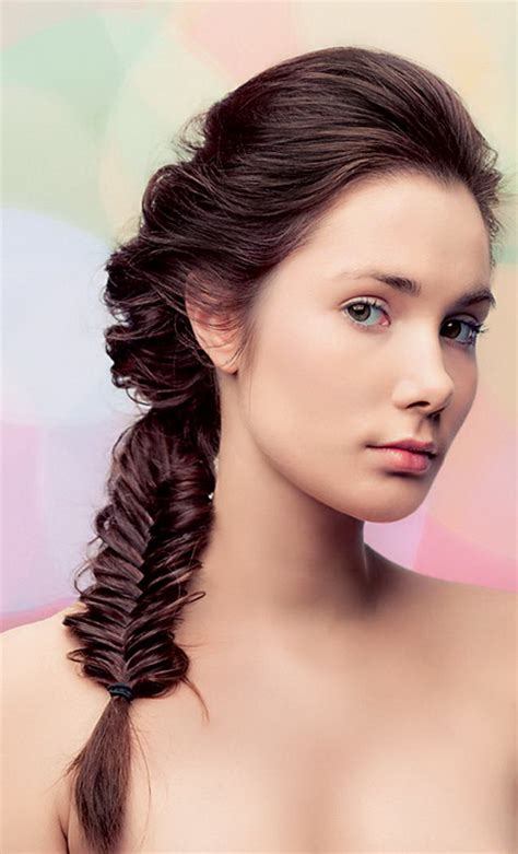 open hairstyles for long hair