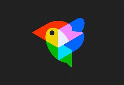 Rgb Bird 3d Put Schemes Linked Archives