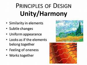 Elements of Art & Principles of Design - ppt video online ...