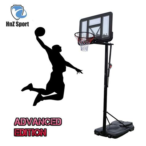 nba standard height portable basketb    pm
