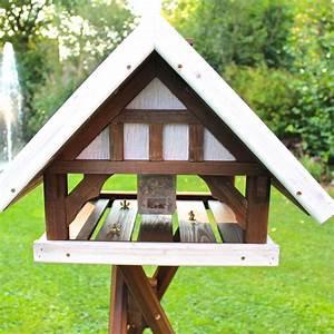 Vogelhaus Mit Ständer : futterhaus kanada vogelhaus vogel und naturschutzprodukte einfach online kaufen ~ Whattoseeinmadrid.com Haus und Dekorationen