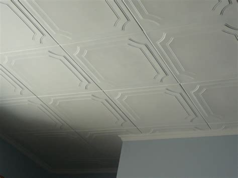 Polystyrene Ceiling Tiles by Styrofoam Ceiling Tiles Finished Projects Images Photo