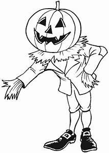 Citrouille Halloween Dessin : coloriage halloween monsieur citrouille sur ~ Melissatoandfro.com Idées de Décoration