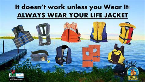 personal flotation devices pfdslife jackets