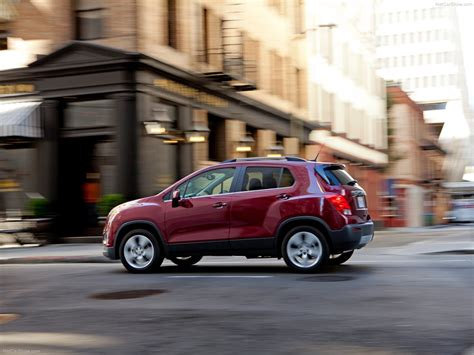 Trax Picture by Chevrolet Trax Picture 13 Of 19 Side My 2014 1600x1200