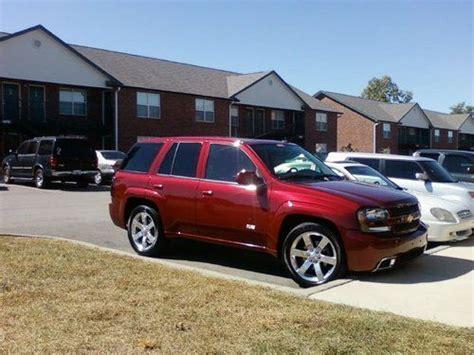 Buy Used 2008 Chevrolet Trailblazer Ss Sport Utility 4