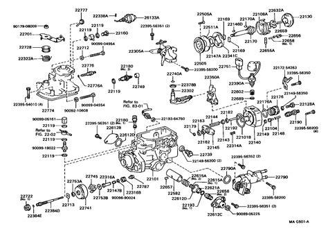 toyota hiluxkzn130l gkmsxw tool engine fuel injection