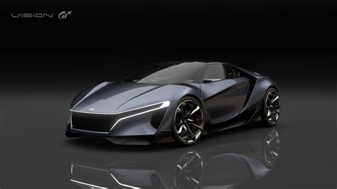Honda Vision 2020 by Mystery Mid Engine Honda Revealed As Vision Gt Concept