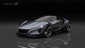 2017 Honda Vision Gran Turismo Concept Top Speed