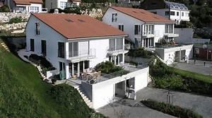 Einfamilienhaus Hanglage Planen : construire sur un terrain en pente gvb infomaison ~ Lizthompson.info Haus und Dekorationen