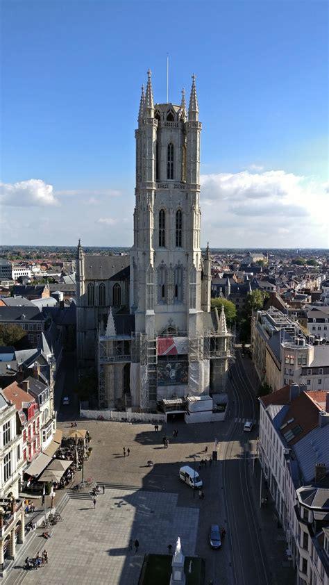 het belfort van gent belgium visions  travel