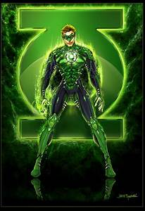 Green Lantern Reloaded by jamietyndall on DeviantArt