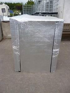 ibc tank thermohulle sonnenschutzhaube algenschutzhulle With französischer balkon mit ibc container garten