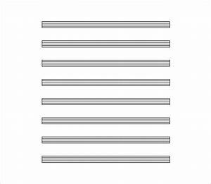 sheet music template pasoevolistco With documents download free music