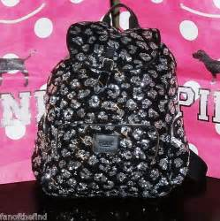 Victoria Secret Pink Leopard Backpack