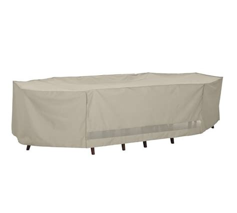 outdoor rectangular dining table chair set cover
