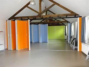 Cloisons Mobiles : cloisons amovibles murs mobiles et doublages ~ Melissatoandfro.com Idées de Décoration