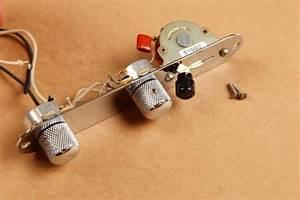 Fender American Vintage  U0026 39 52 Telecaster Controls Wiring