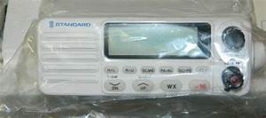 Purchase Standard Horizon Omni Vhf Fm Marine Radio Gx2340s 25 Watt 12 Volt New In Box Motorcycle