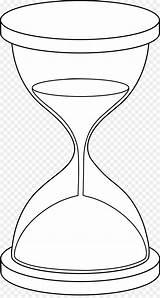 Hourglass Arena Drawing Reloj Colorear Imagenes Hour Coloring Clip Relojes Dibujar Glass Mewarnai Dibujo Jam Sablier Gambar Line Coloriage Dessin sketch template