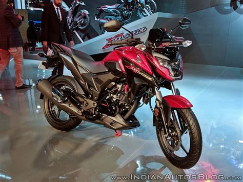 X Blade Honda Price Honda X Blade Goes On Sale Priced At Inr 78 500