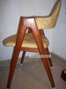 Stuhl Danish Design : 60s danish design kai kristiansen compass teak stuhl dining chair mid century ~ Frokenaadalensverden.com Haus und Dekorationen