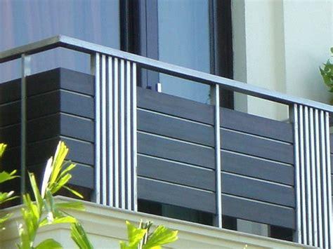 Modern Balcony Railing Design, Store Kayak On Balcony