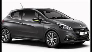 Peugeot 208 Signature : 2016 peugeot 208 hurricane grey youtube ~ Medecine-chirurgie-esthetiques.com Avis de Voitures