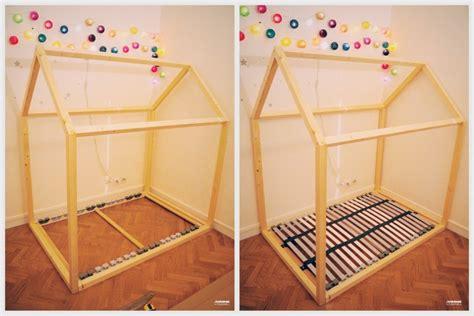 chambre bébé montessori comment construire un lit maison seul maman louve