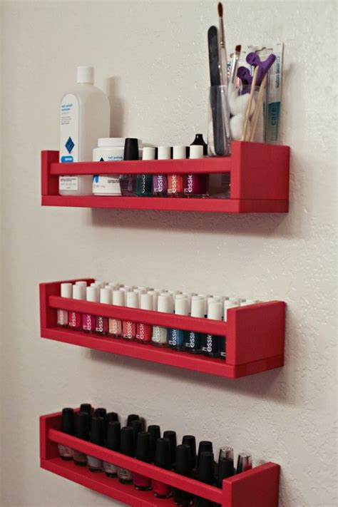 Ikea Wall Spice Rack by 18 Ways To Hack Ikea Spice Racks