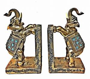 10, Of, The, Best, Elephant, Bookends, To, Hold, Up, Your, Books
