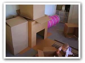 DIY Make Cardboard cat house diy Plans Built plans to make