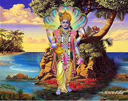 Vishnu Lord Bhagwan Wallpapers God Desktop Resolution