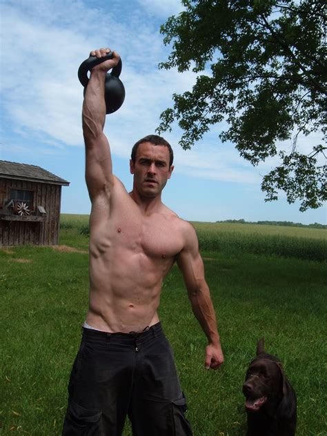 kettlebell craig ballantyne ripped training abs workout body bodyweight fat circuit weight turbulence transformation toned lose kettlebells guy program belly